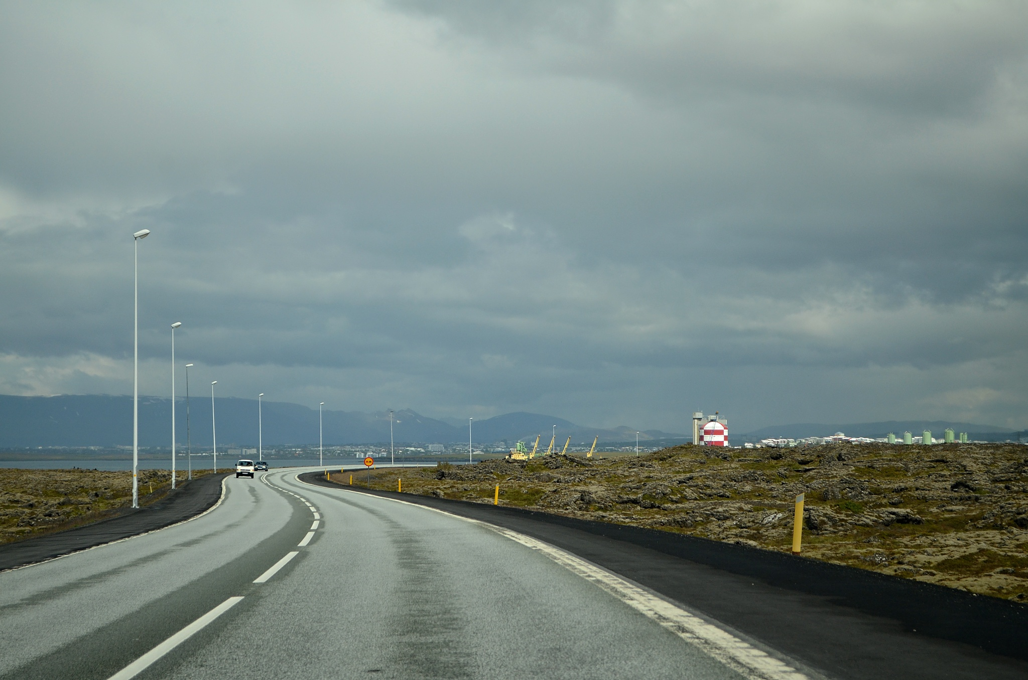 Na obzoru je Reykjavík