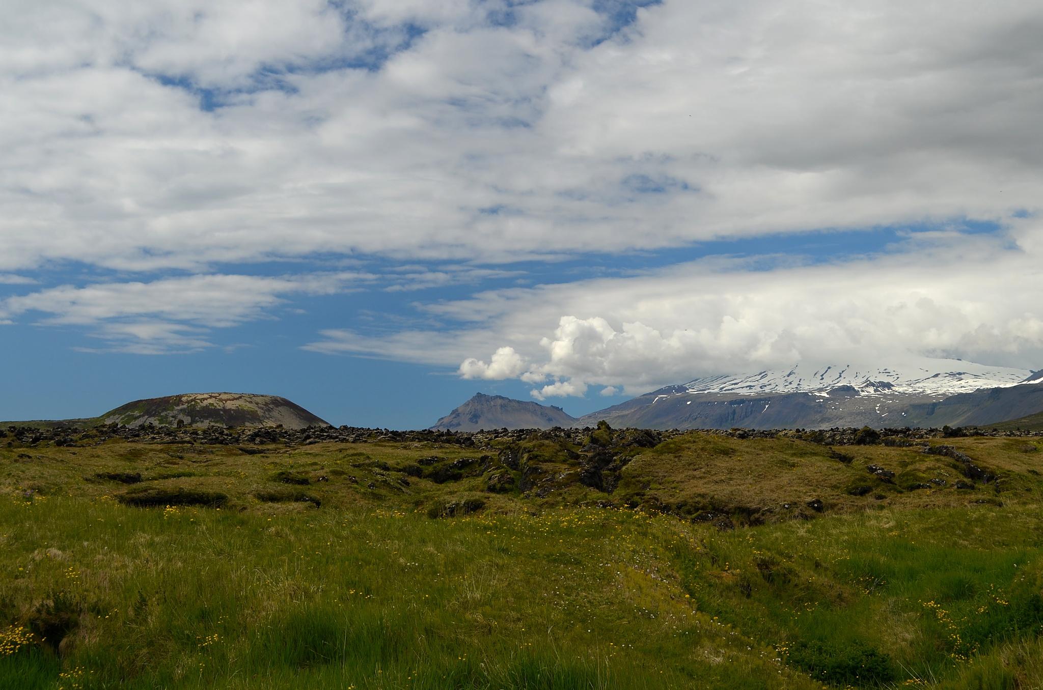 Okolí kolem Búðiru