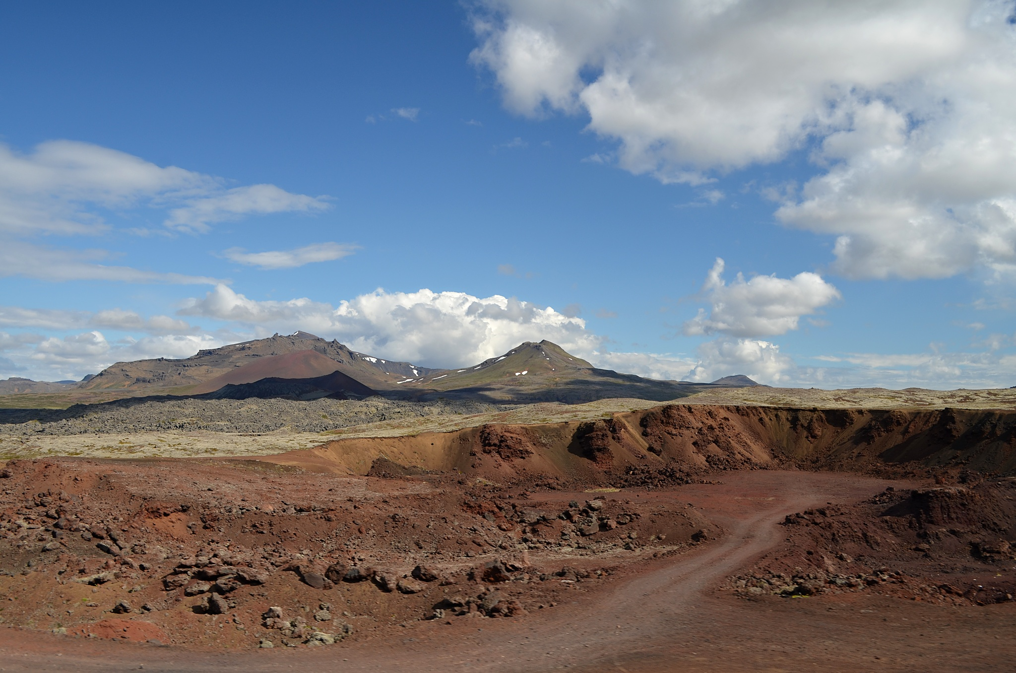 Islandský kamenolom