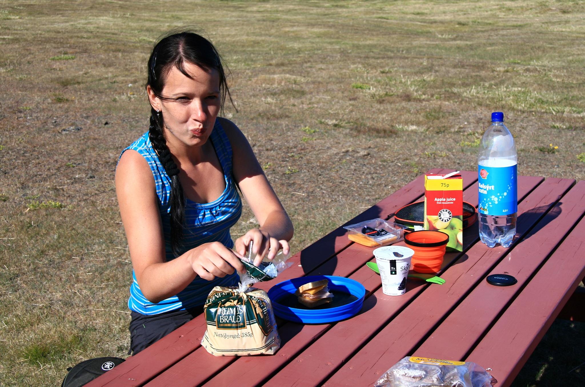 Vydatná islandská snídaně