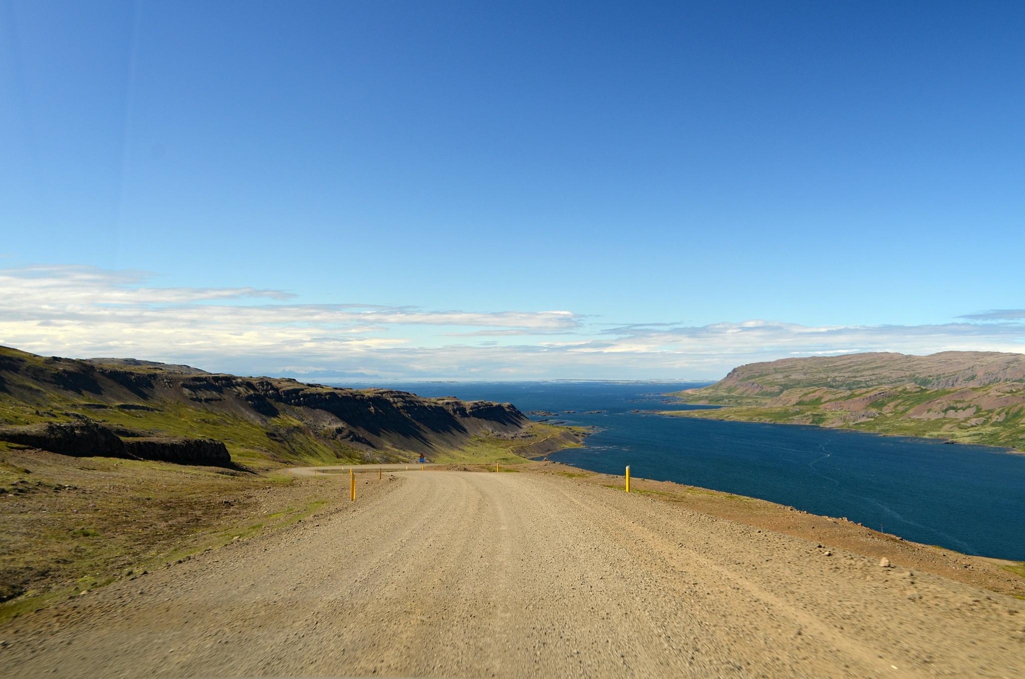 Vyrážíme na západní fjordy