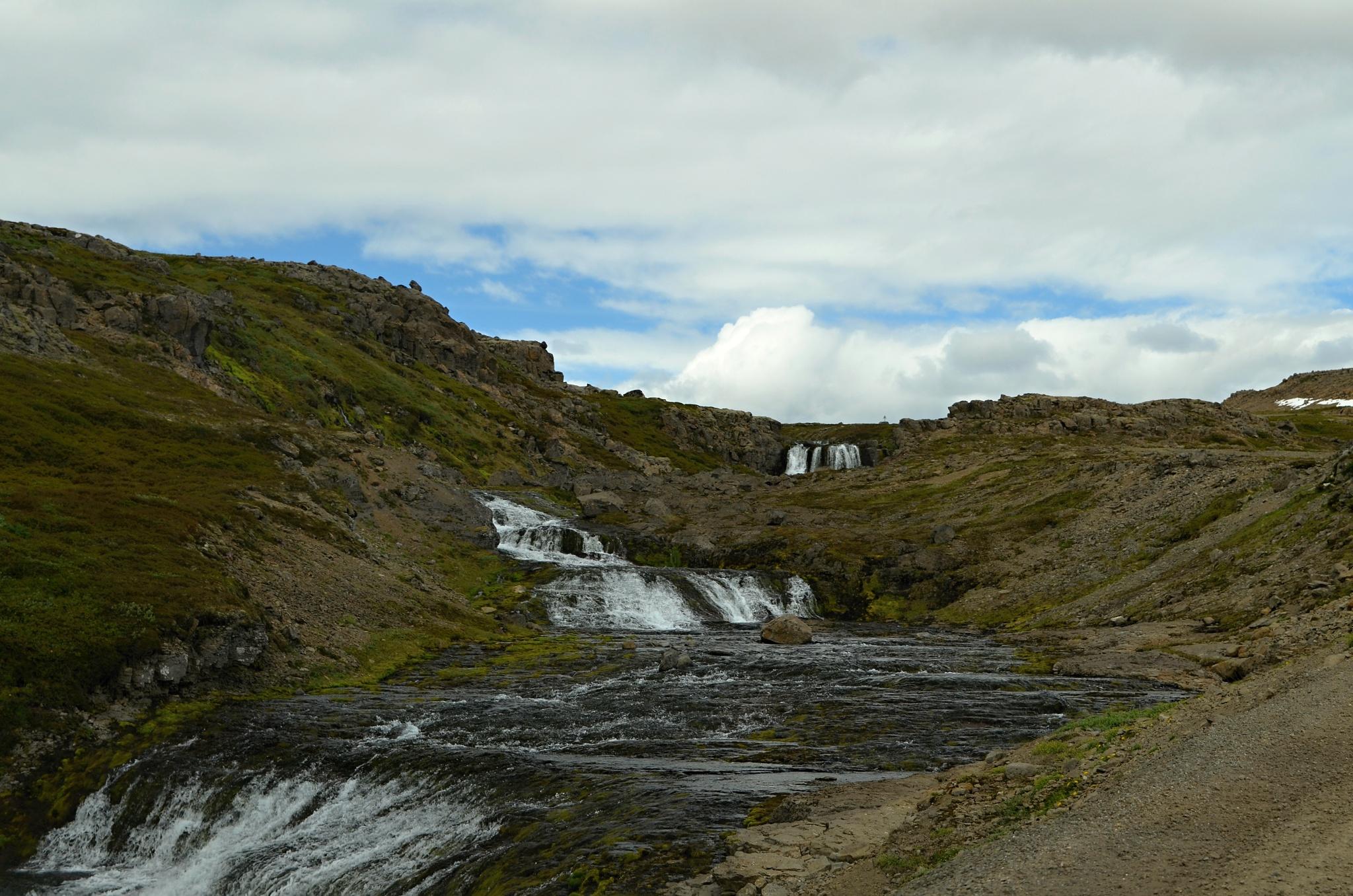Neznámý vodopád