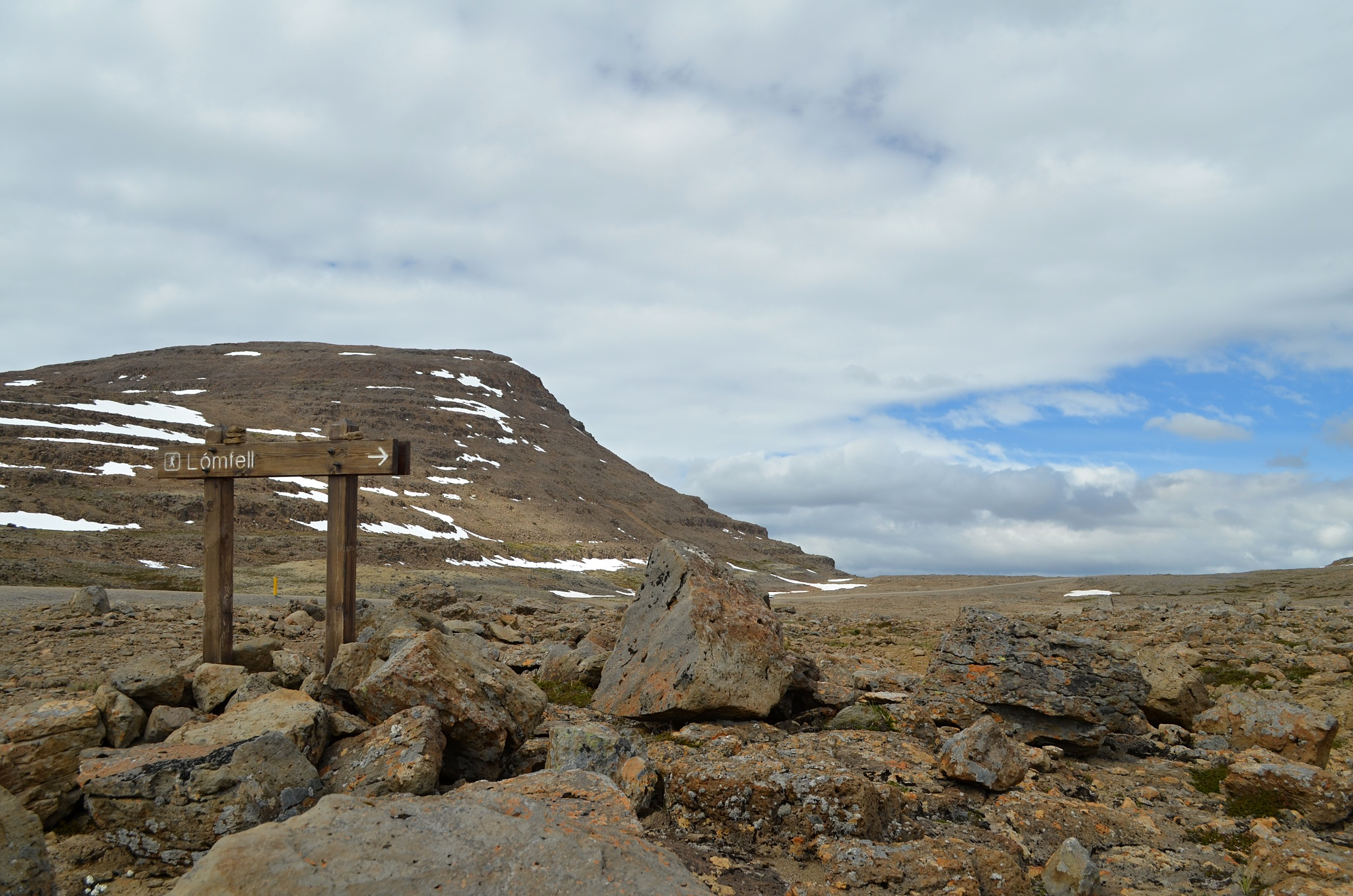 Islandská turistická značka