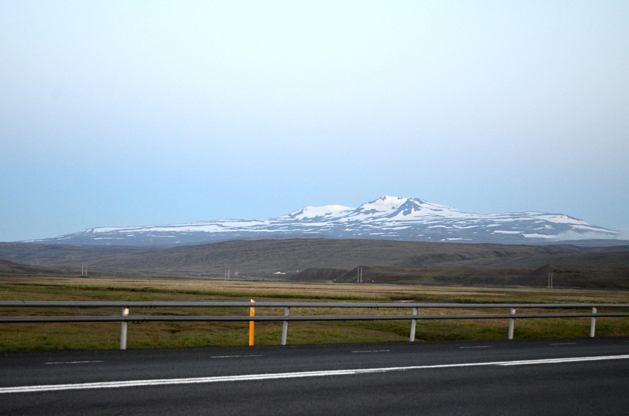 Ledovec na obzoru