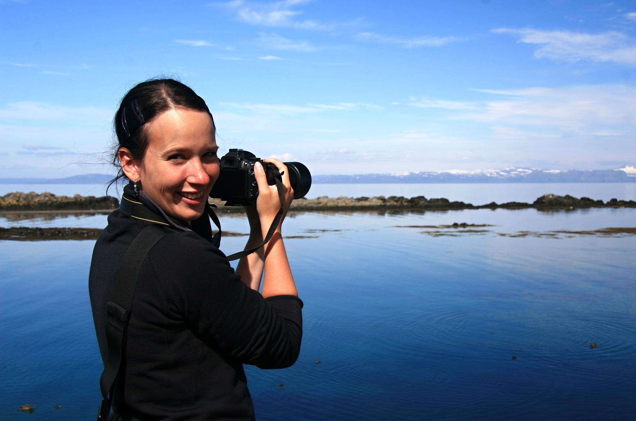 Fotíme tuleně