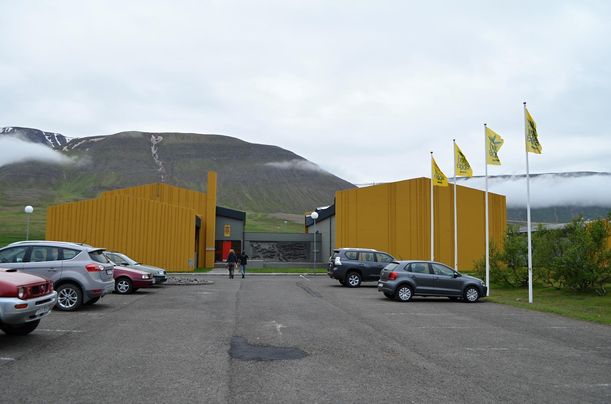 Hotel Edda Storutjarnir