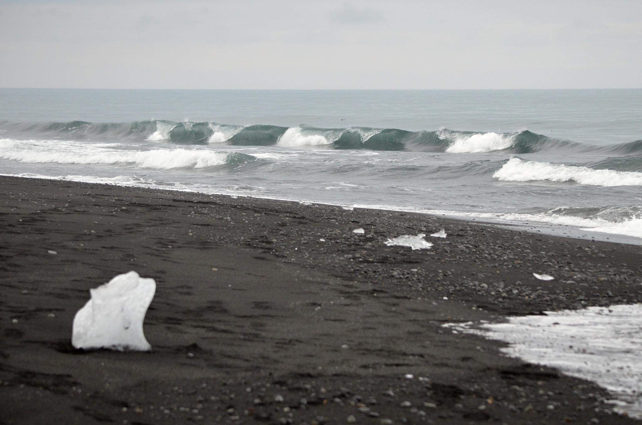 Ledové moře a ledové kry