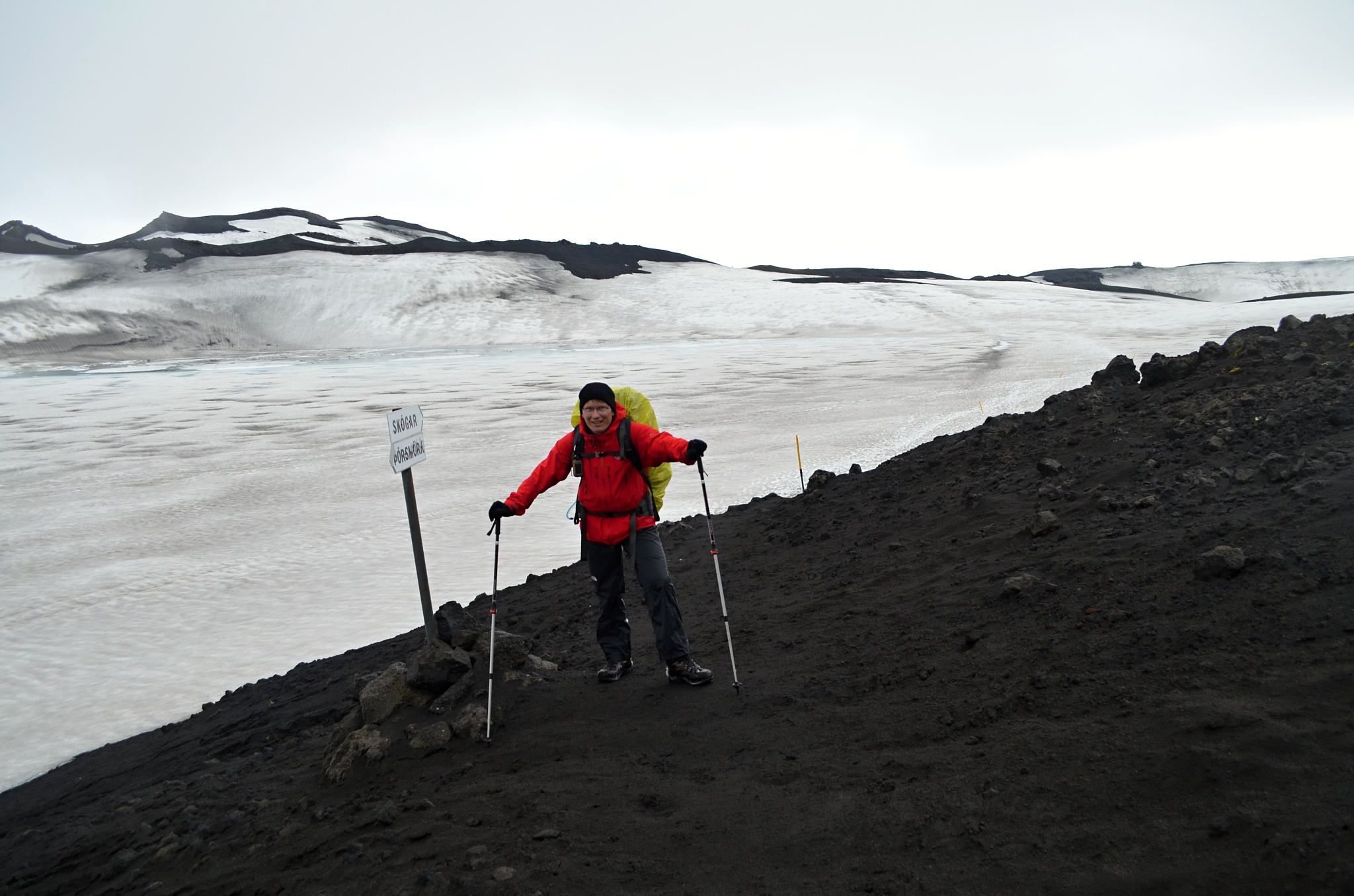 Turistické značení na Islandu
