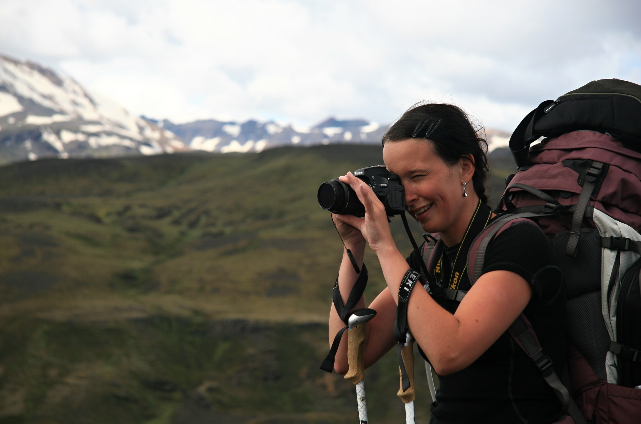 Focení na Islandu