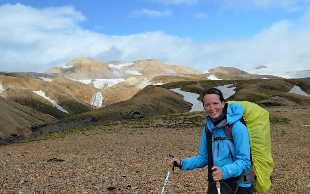 Duhovými horami z Hrafntinnuskeru do Landmannalaugaru — (Skógar-Landmannalaugar, den 4.)