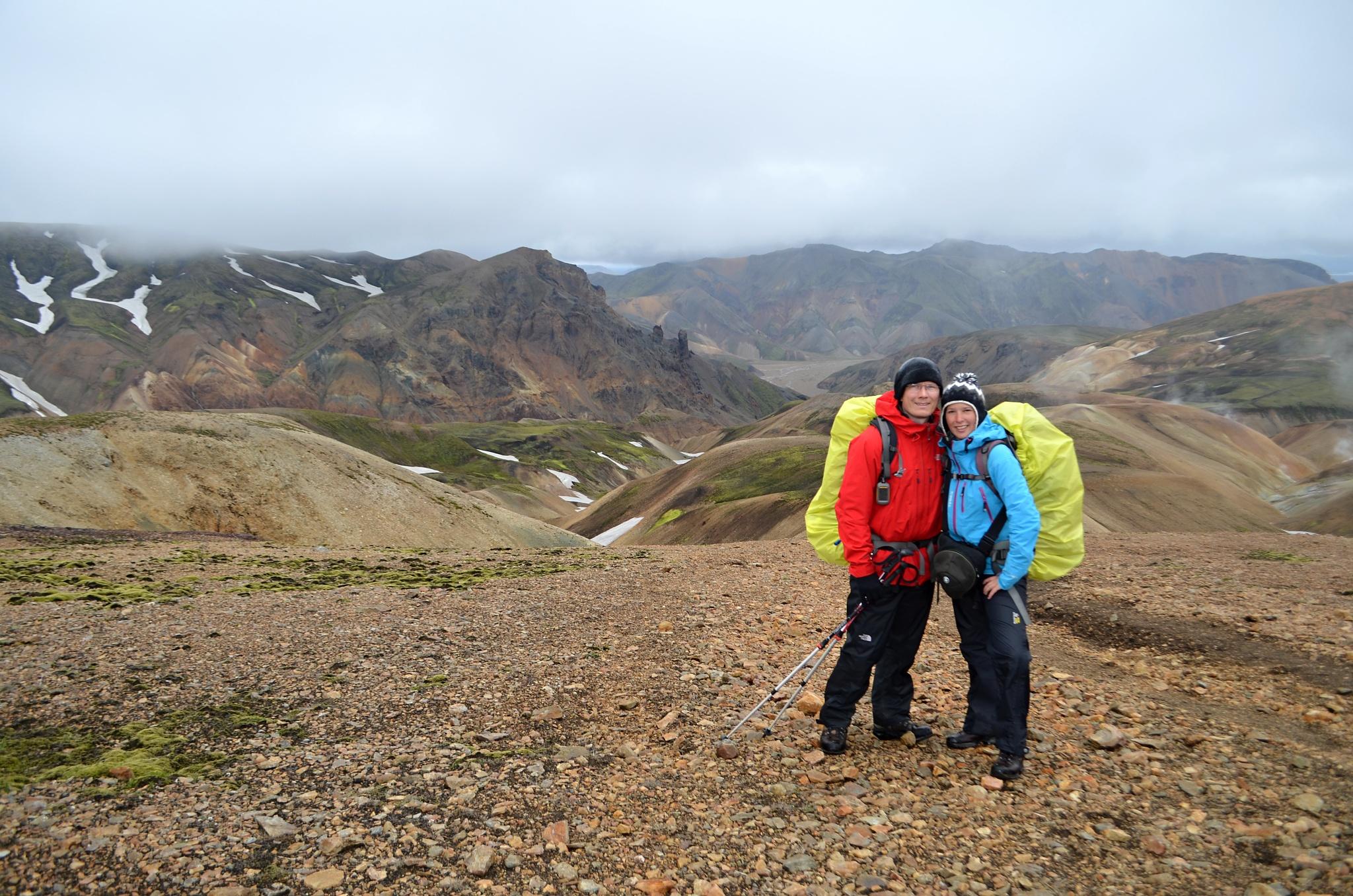 Duhové hory a my dva