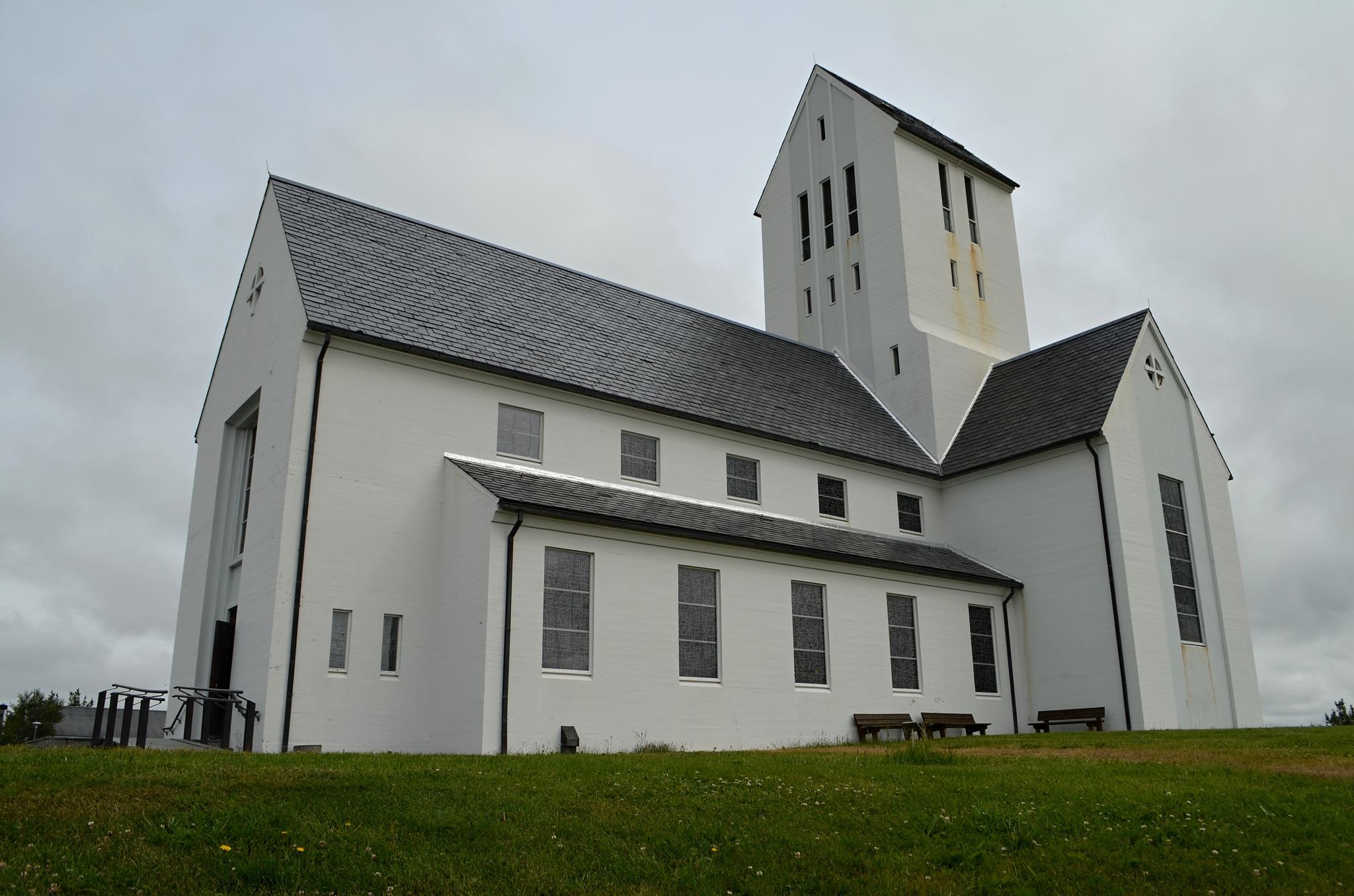 Katedrála Skálholt