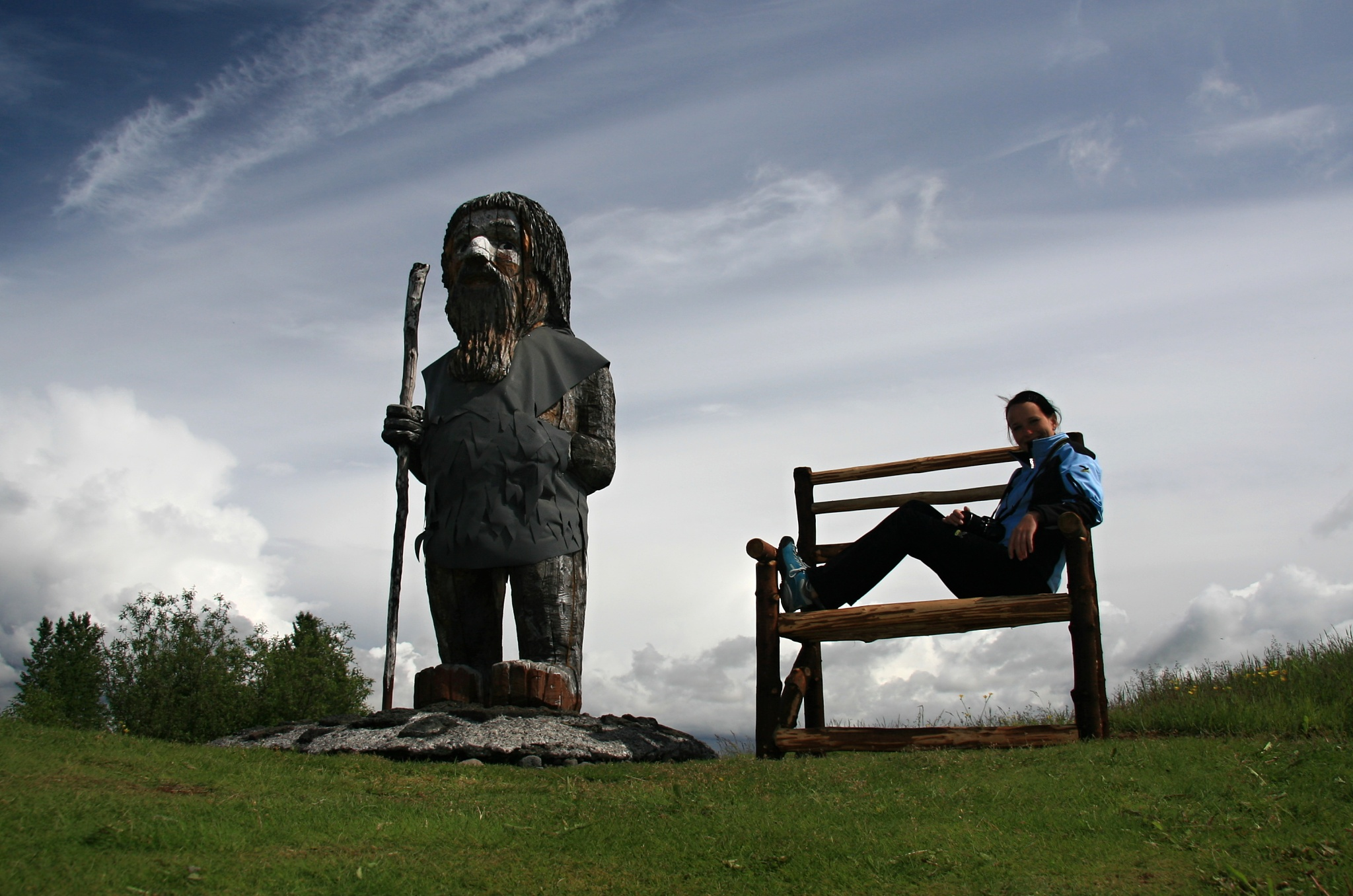 Hanka a islandský troll