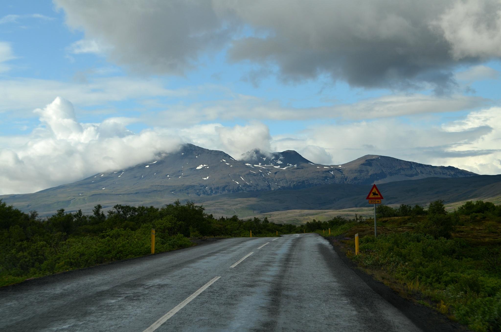 Jedeme k Þingvelliru