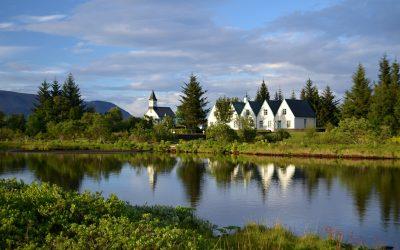 Gejzíry v Gejsiru, vodopád Gullfoss a starodávná oblast Þingvellir