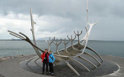 Celodenní procházka po Reykjavíku