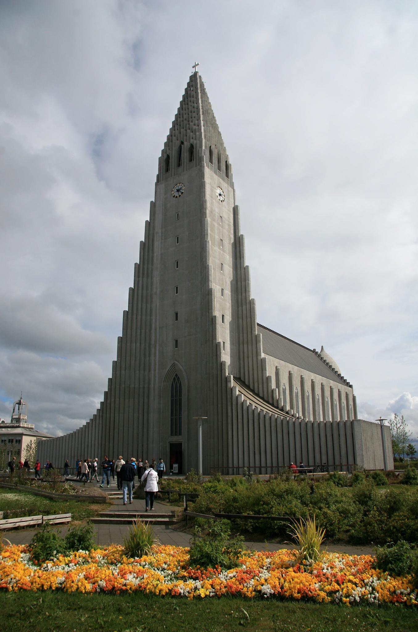 Katedrála Hallgrímskirkja