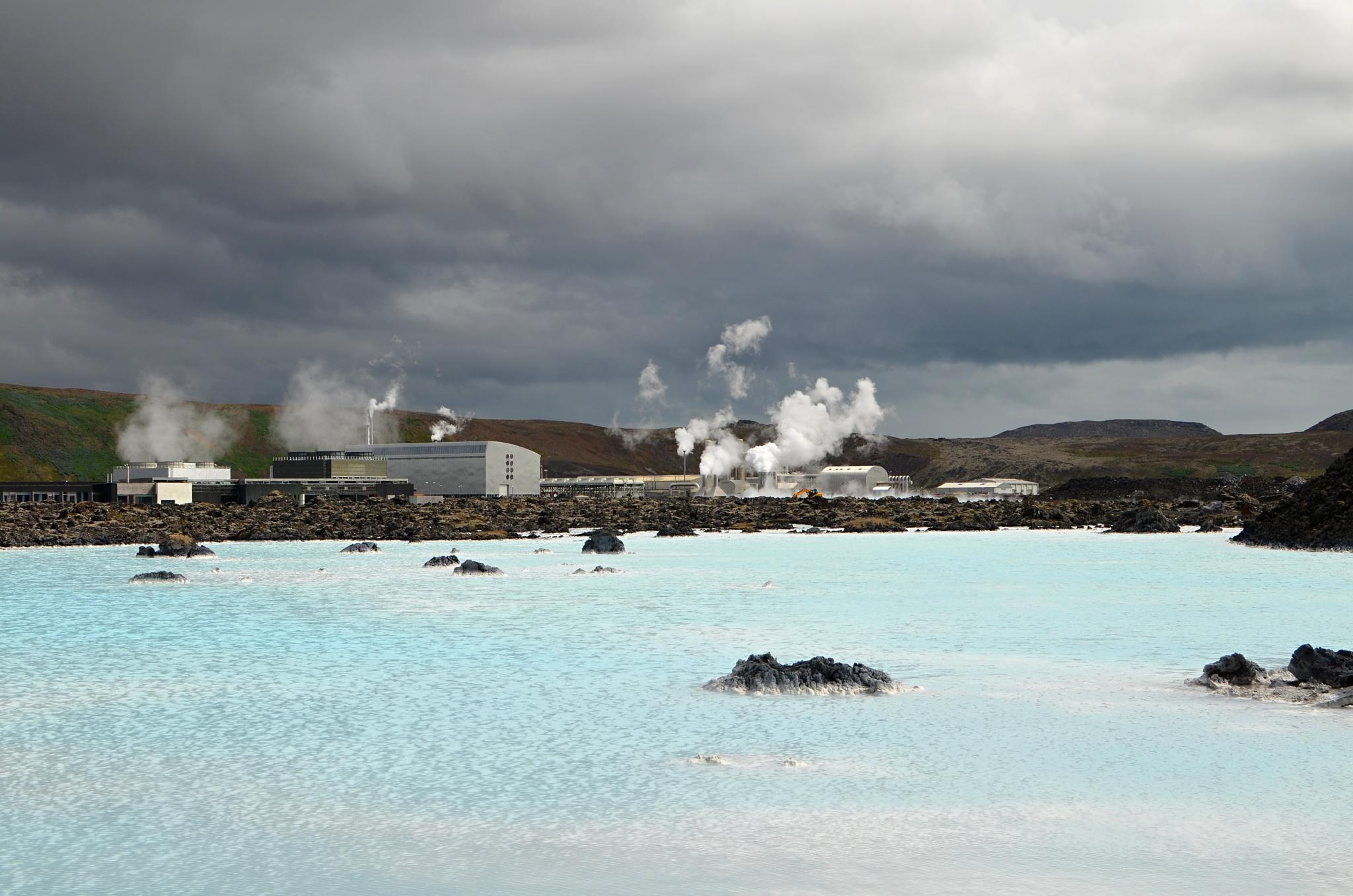 Geotermální elektrárna Svartsengi
