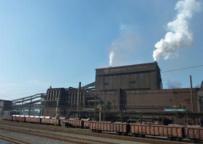 Třinecké železárny