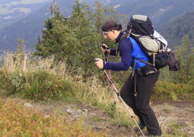 Šplháme na Lysou horu