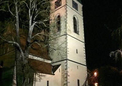 Kostel sv. Petra a Pavla v Ledči n.S.