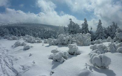Přechod přes Keprník aneb trénujeme na Horskou výzvu 2013