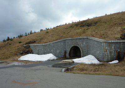 Tajuplný tunel