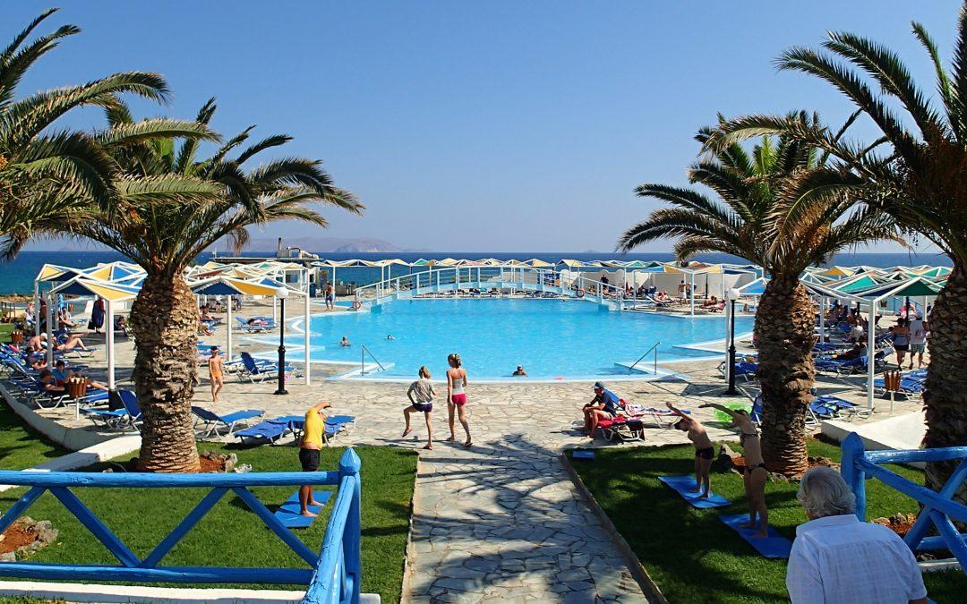 Narozeniny na Krétě v hotelu Rinela Beach
