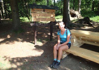 Na hranici Krkonošského národního parku