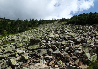 Kamenná lavina