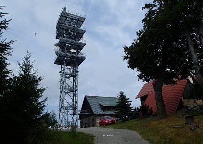 Vysílač na Malém Javorovém