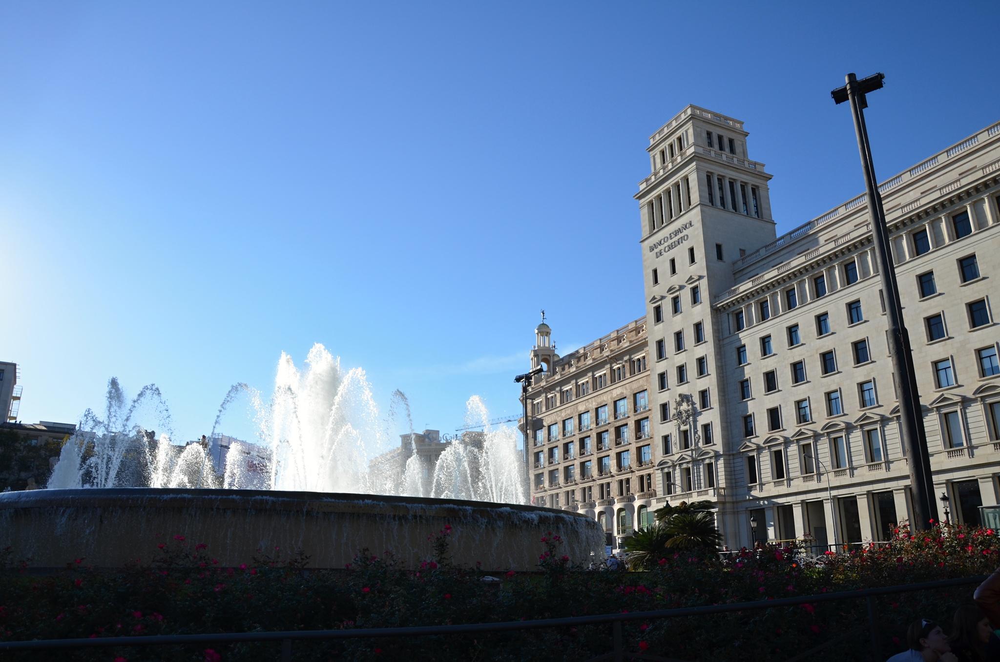 Náměstí Katalánska