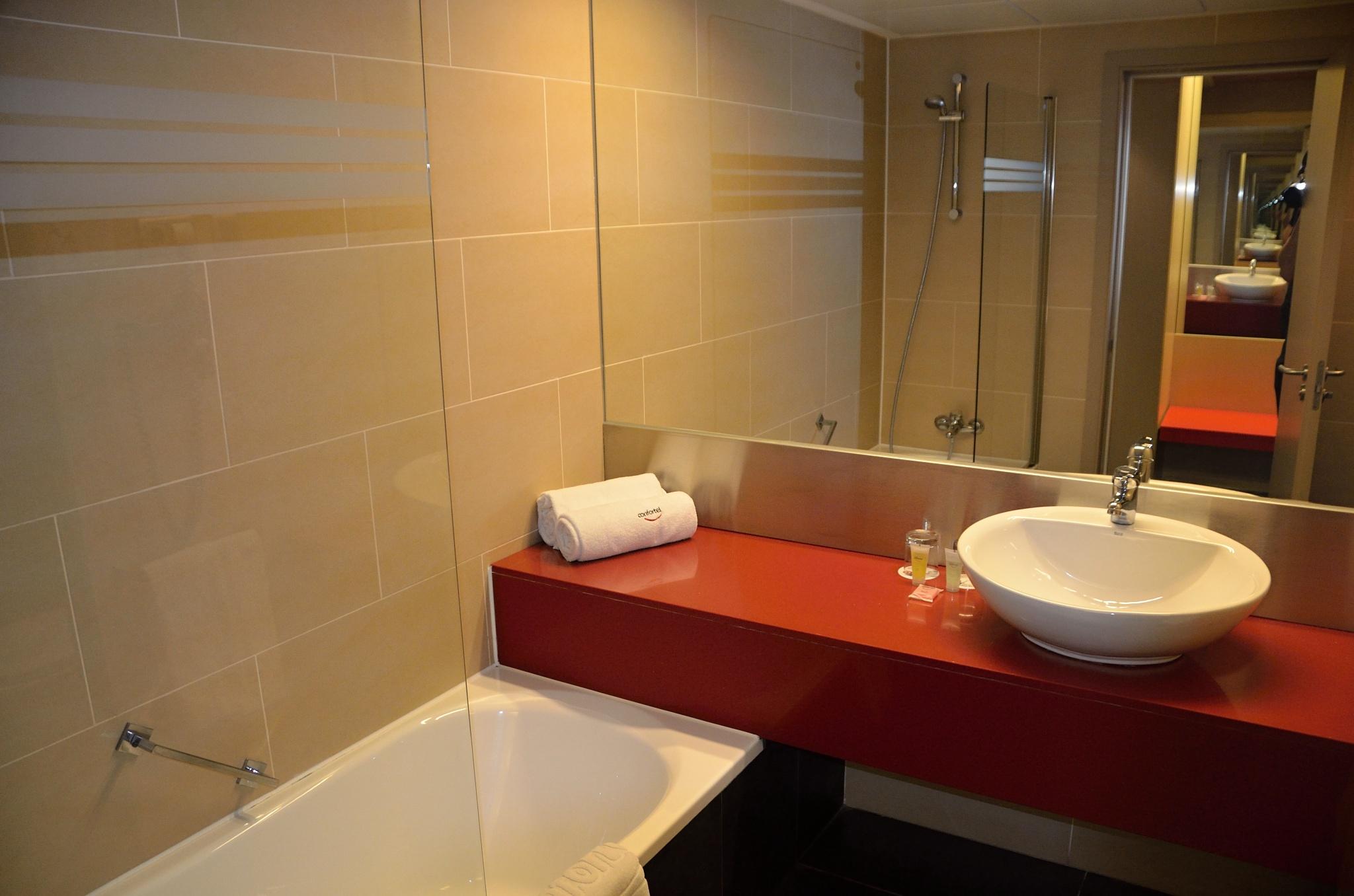 Naše luxusní koupelna