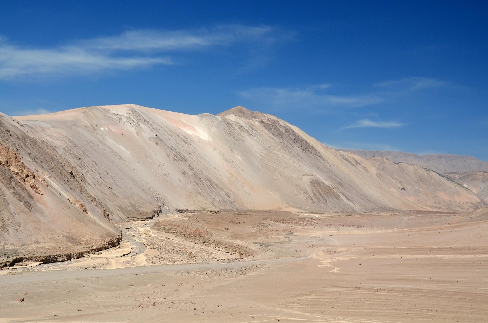 Depresivní poušť