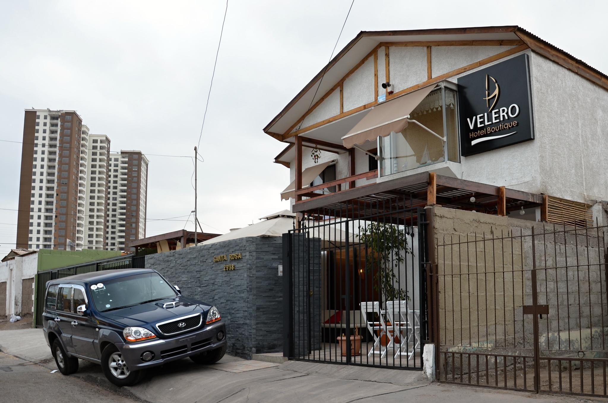 Hotel Velero v Iquique