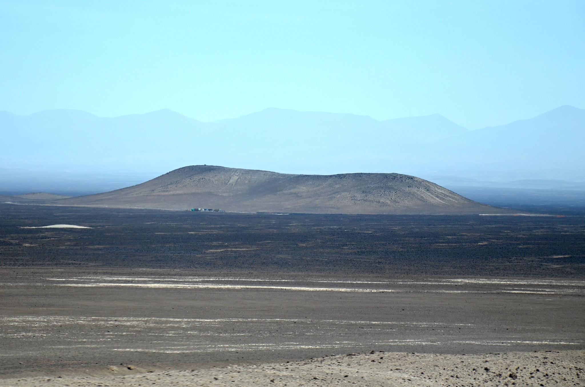 Blížíme se k Obrovi z Atacamy