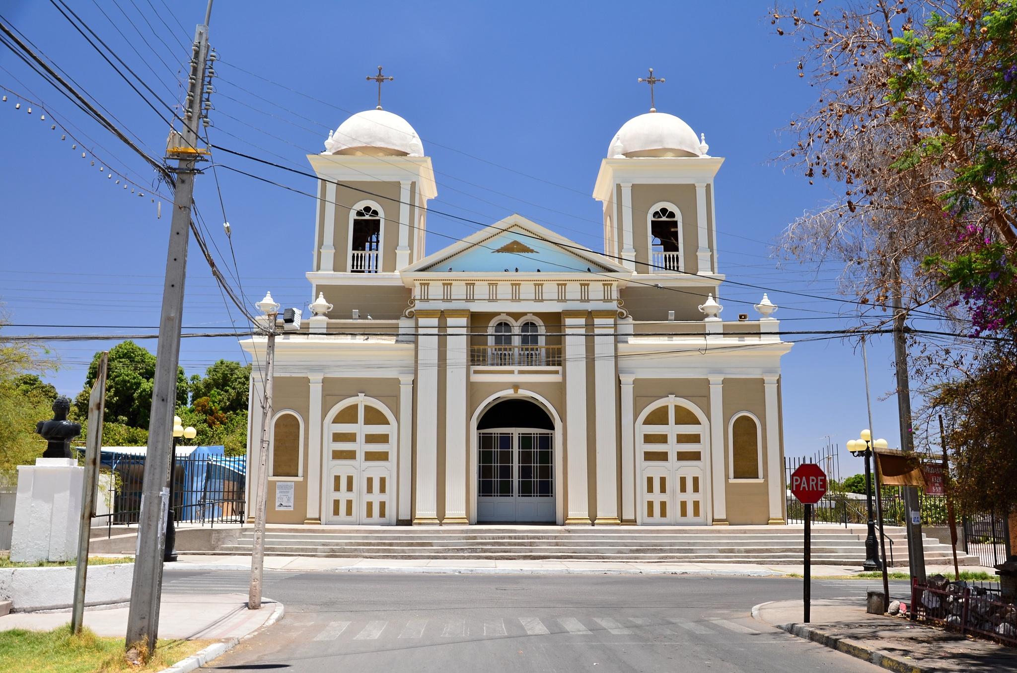 Kostelík v Pice