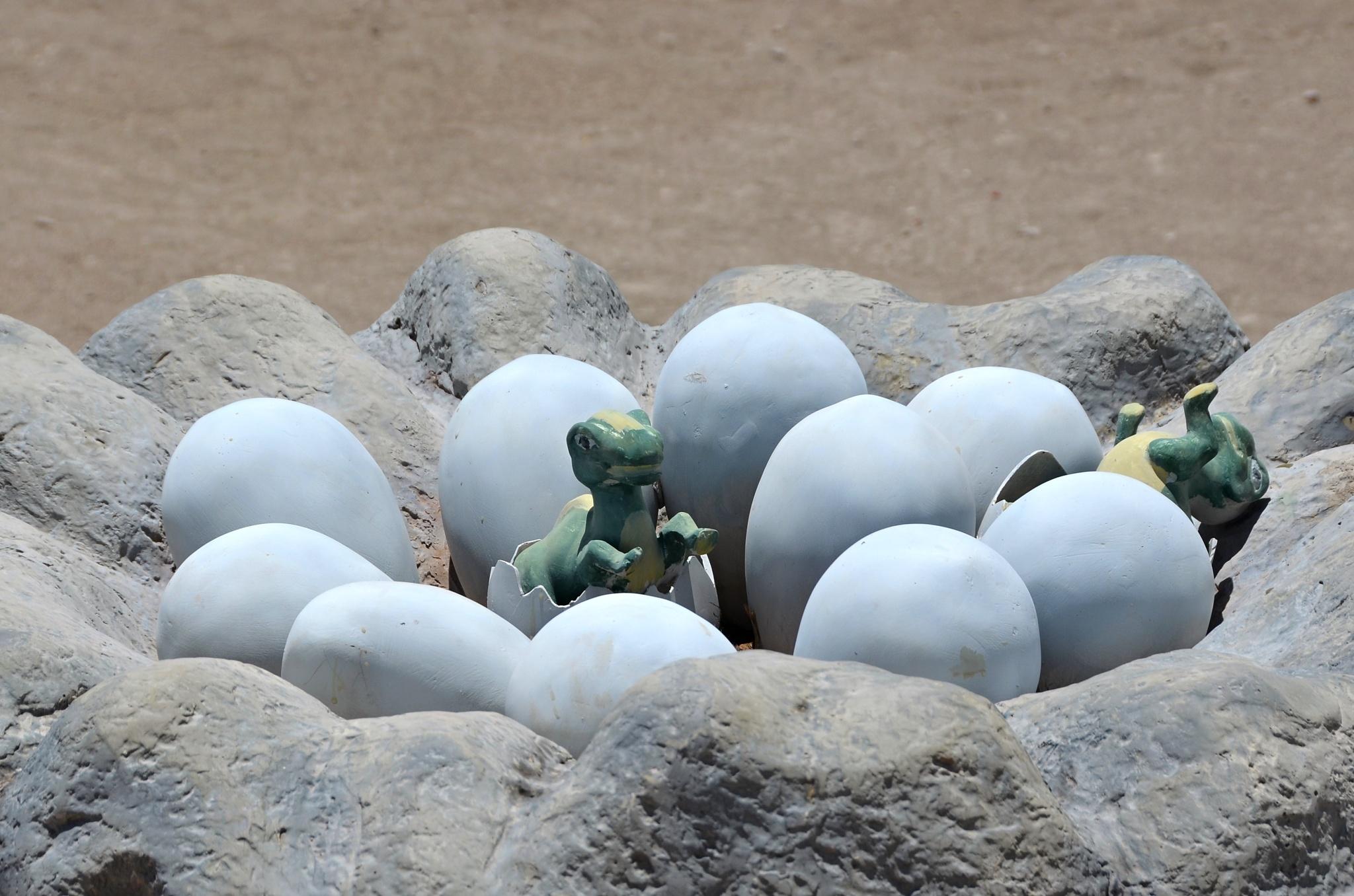 Líhnoucí se ještěrky