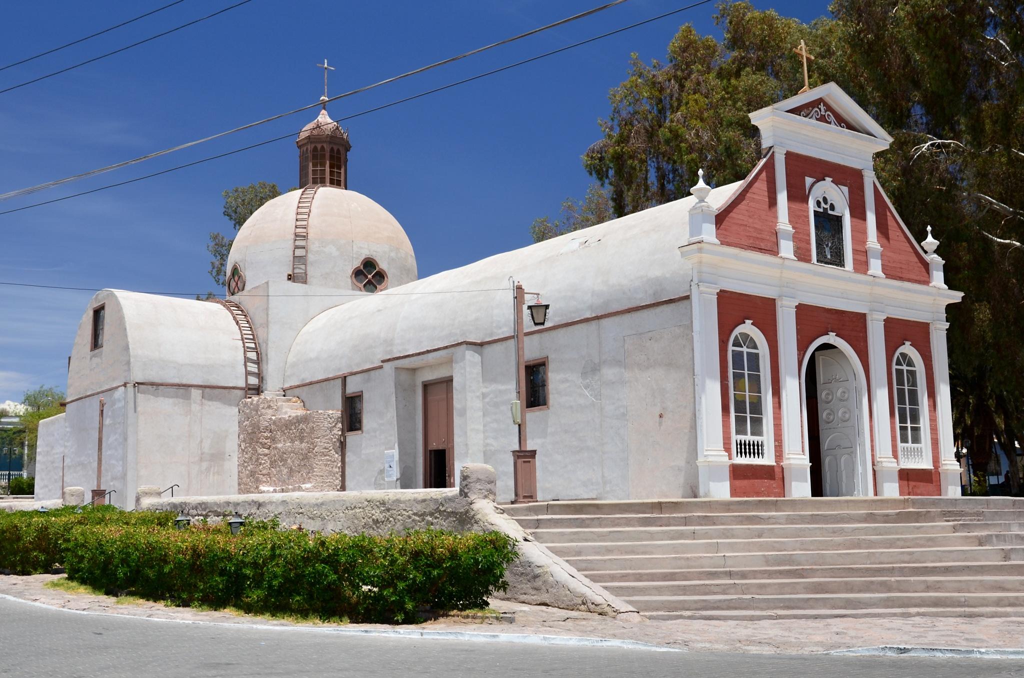 Kostelík Svatého Antonína