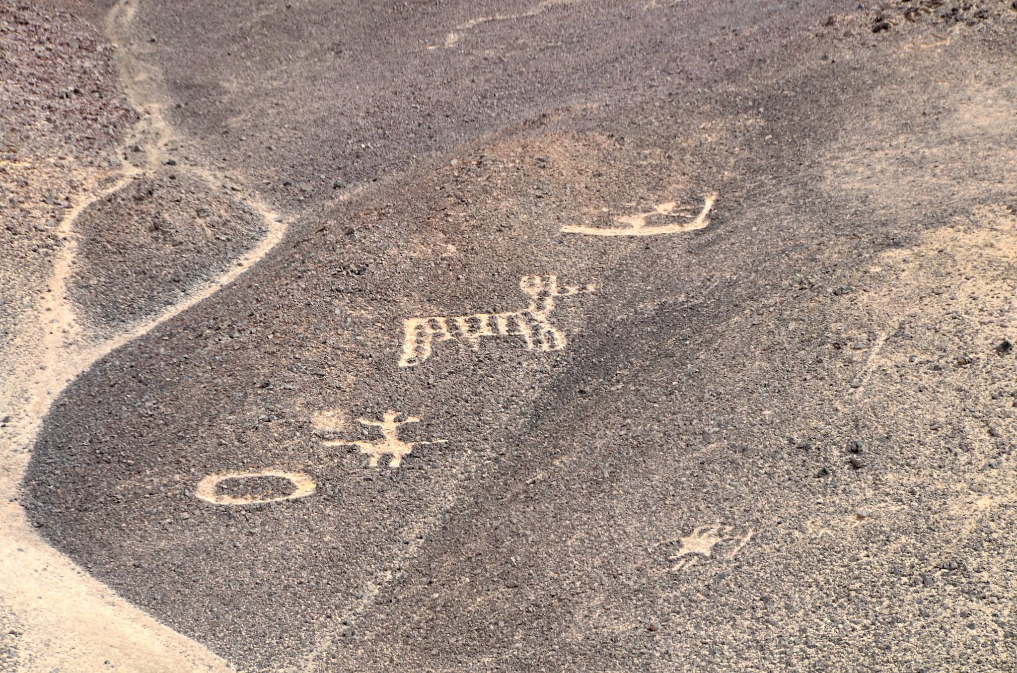 Geoglifos de Pintados