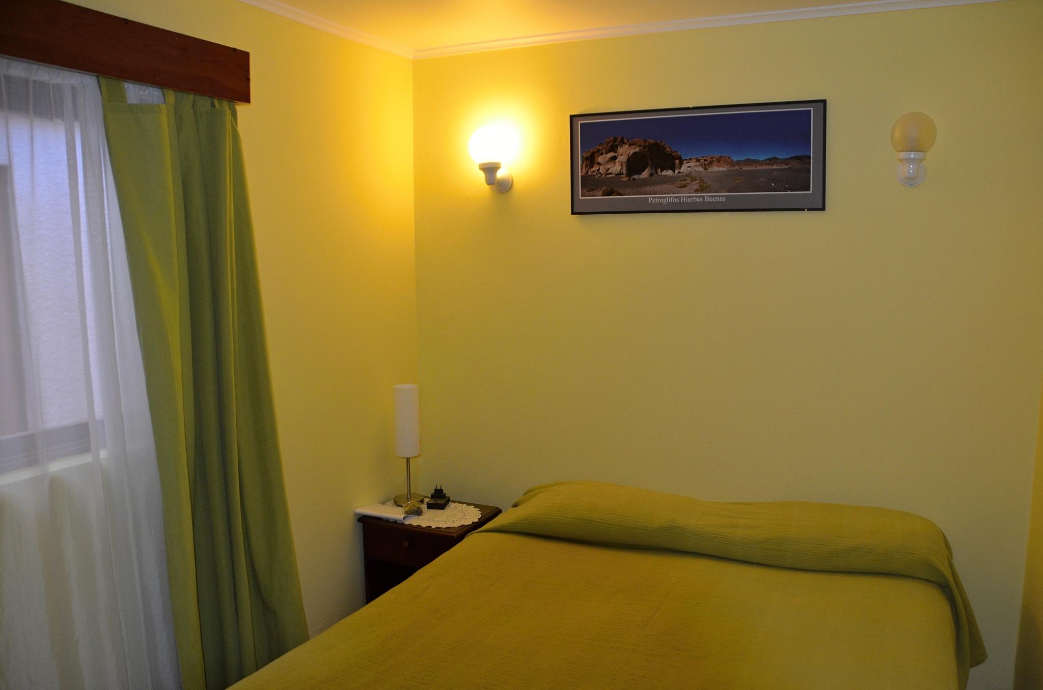 Interiér hotelu Solor