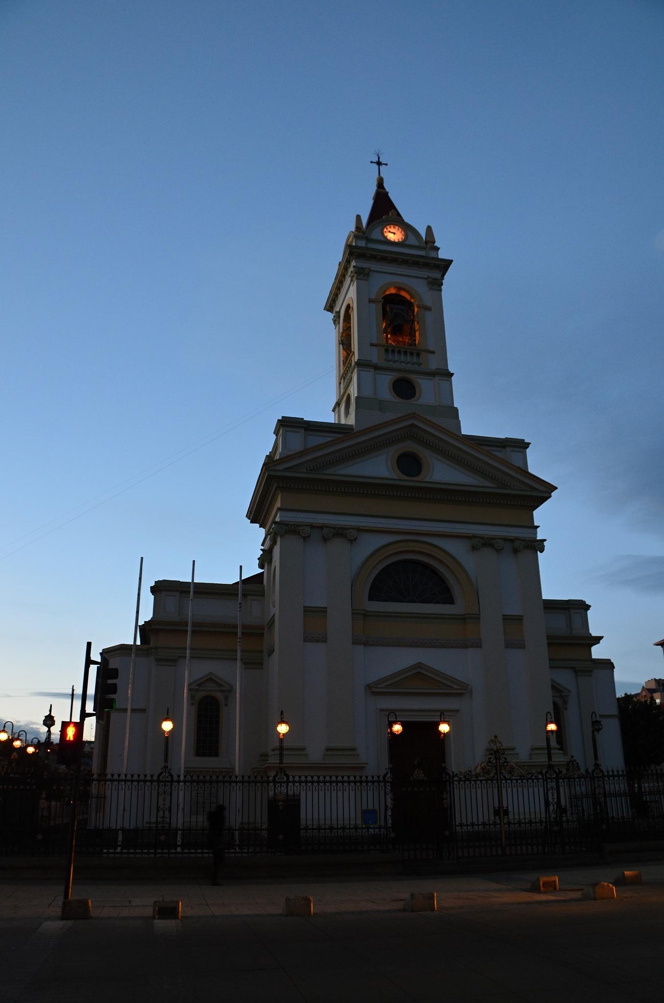 Katedrála v Punta Arenas