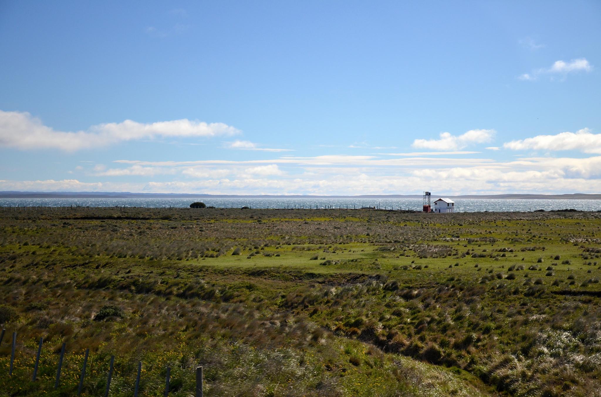 Na cestě do Puerto Natales