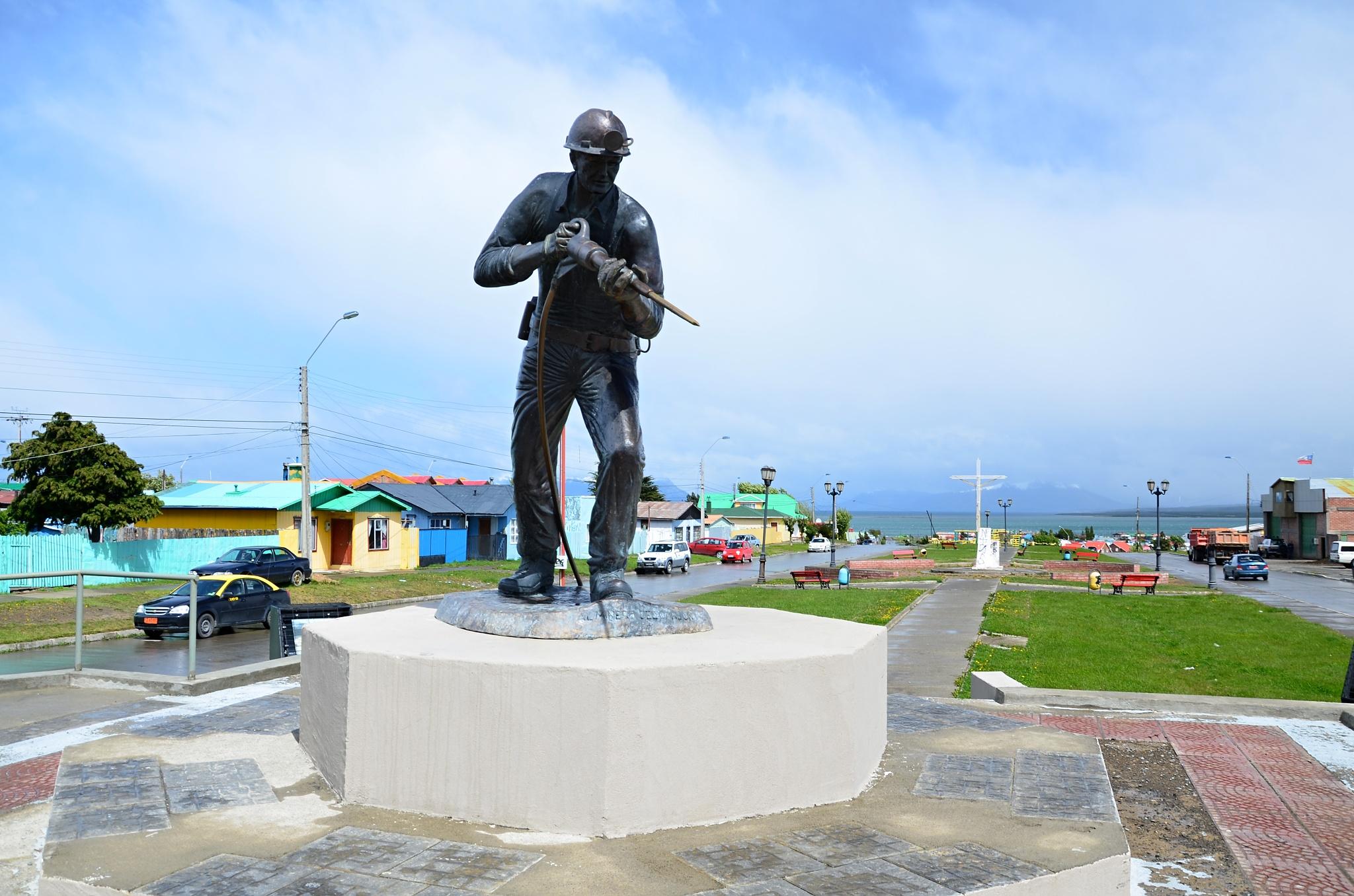 Památník horníkům