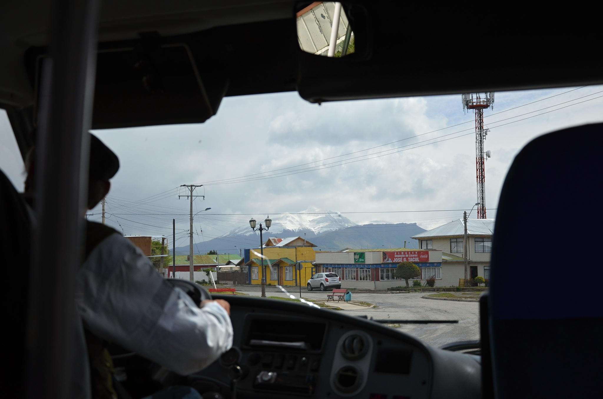 Vydáváme se na cestu do Torres del Paine