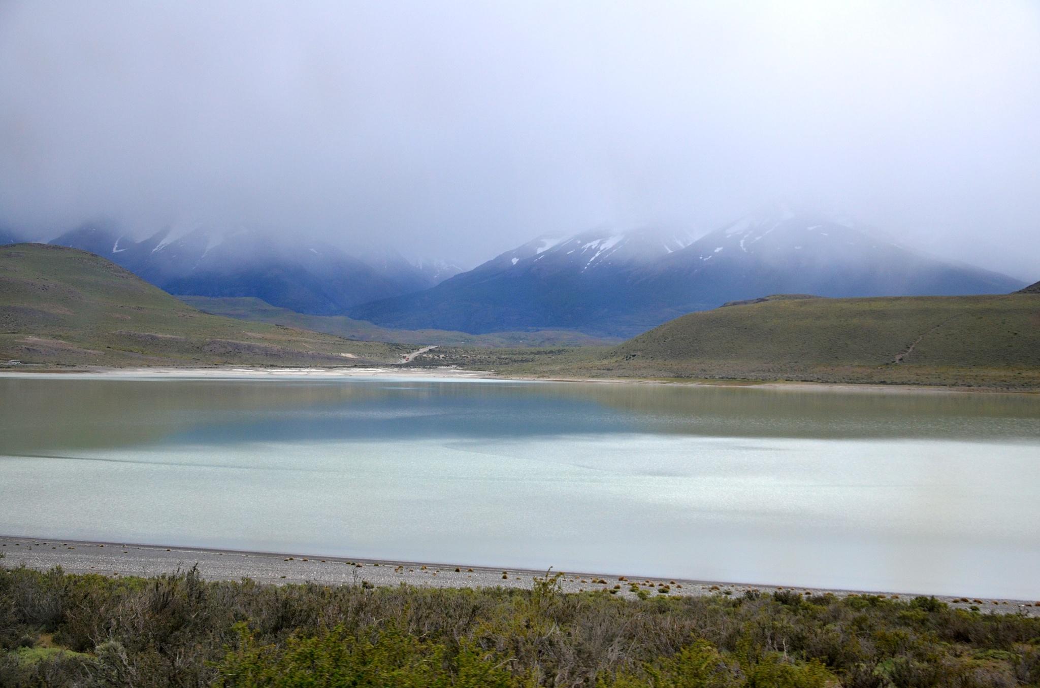 Malé jezero Amarga