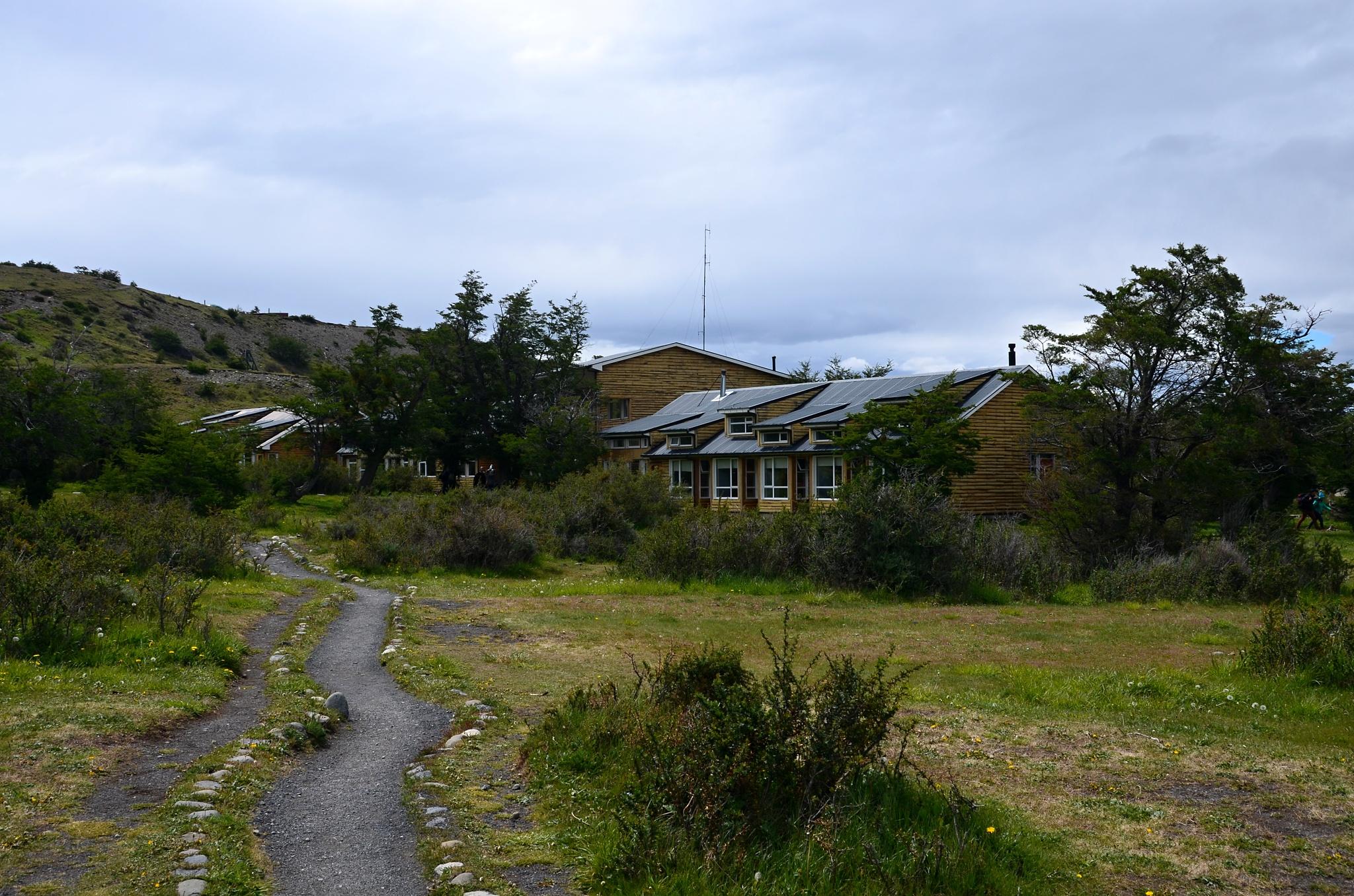 Chaty v kempu Las Torres