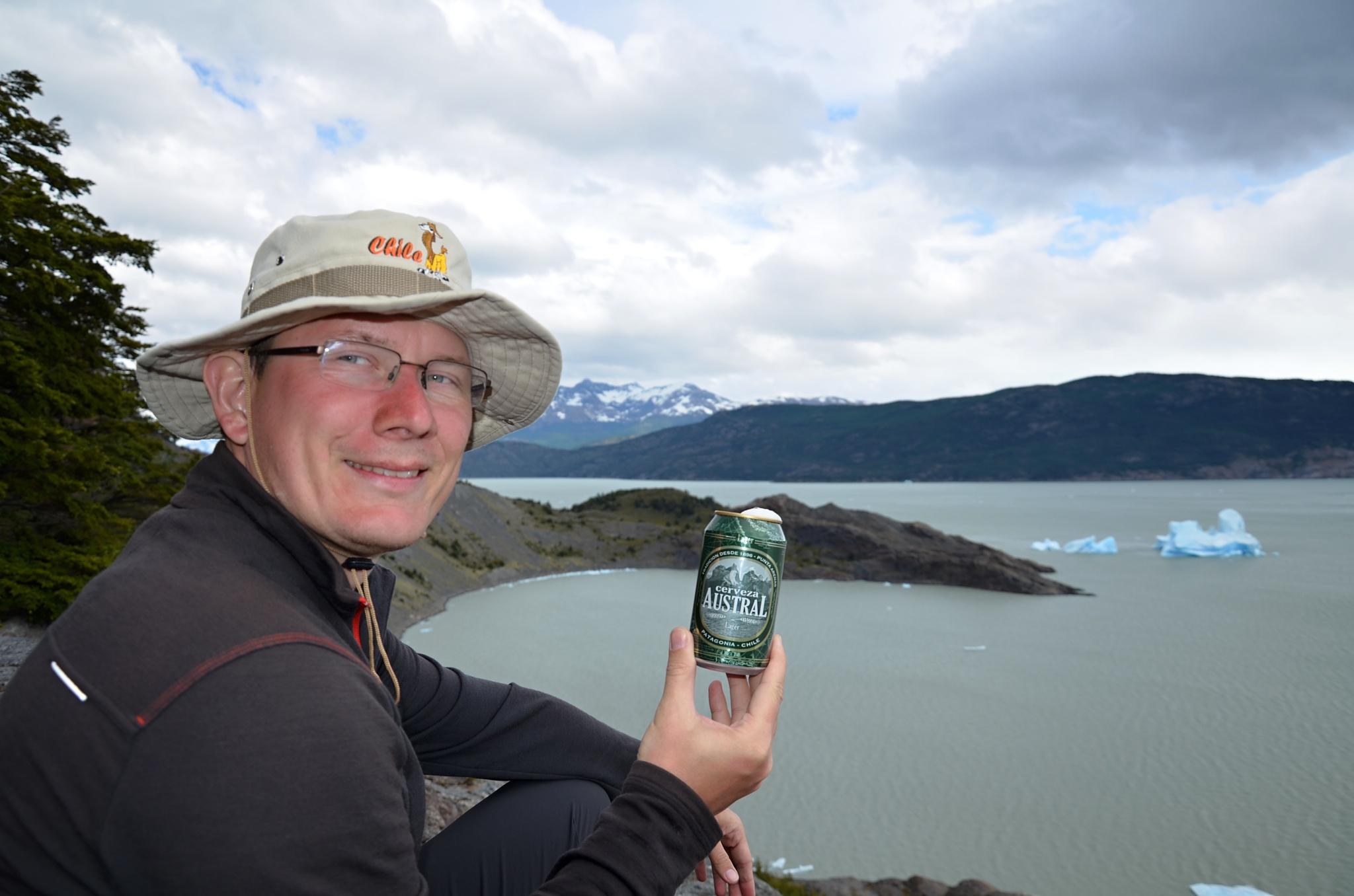 Pivko bodne nejen u ledovce