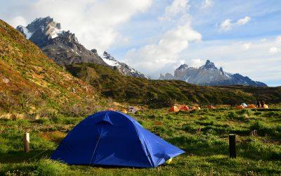 Návrat z Torres del Paine do Puerto Natales