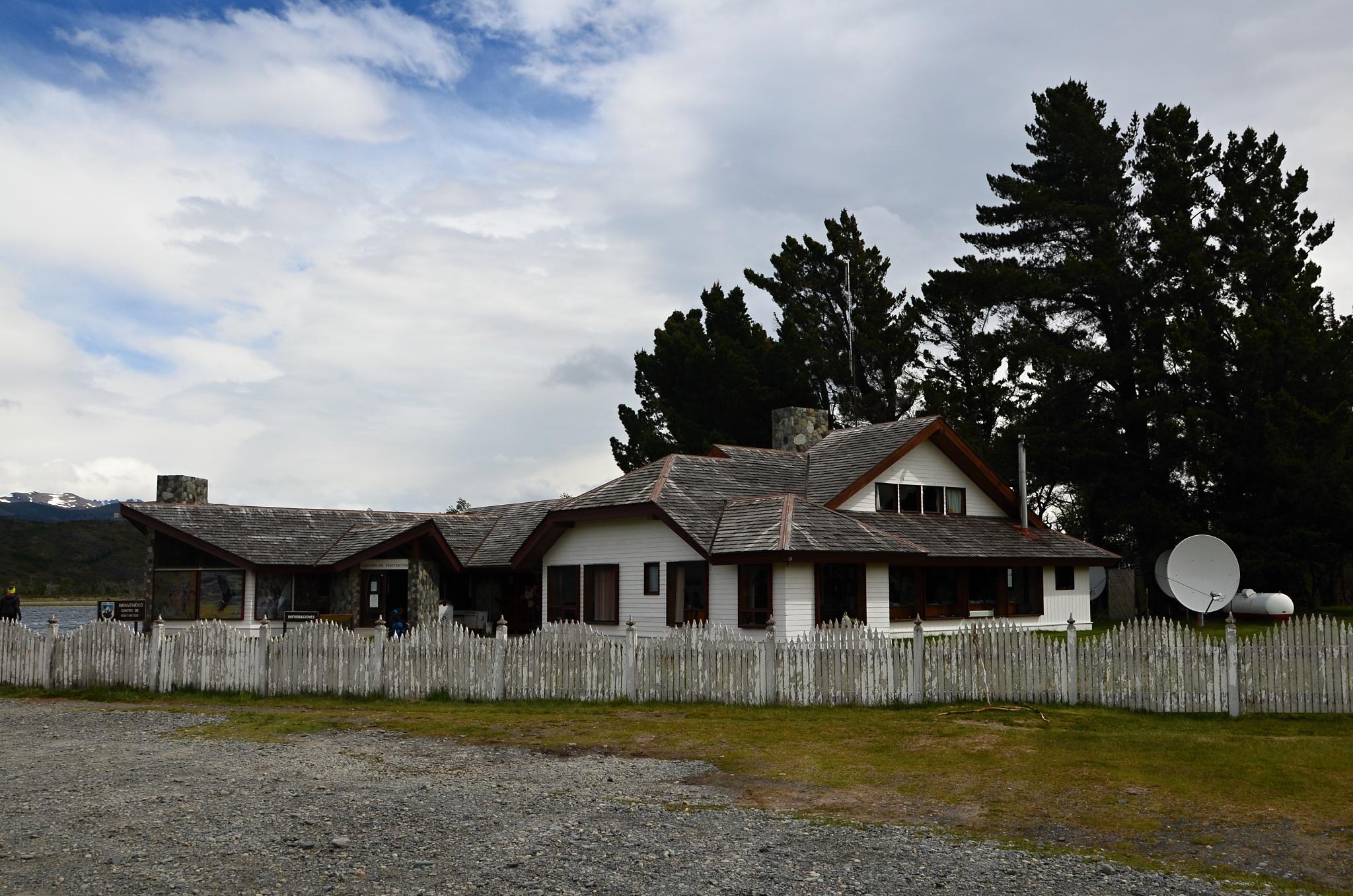 Administrativní budova Conaf